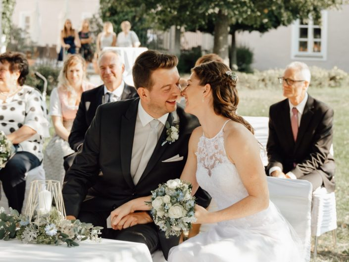 B & P - Real Wedding