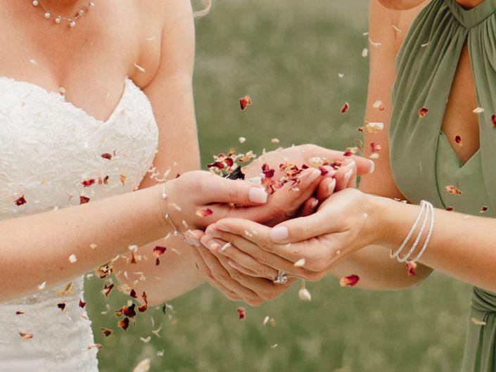C & A - Real Wedding